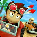 安卓游戏沙滩竞速破解版